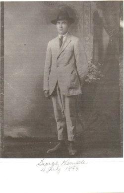 George Thomas Kemple