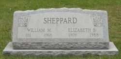 William M Sheppard