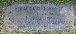 Rev Fr Michael Joseph Howard