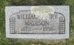 William Henry Madison