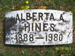 Alberta Ackerman Hines