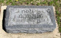 Emma F. <I>Widmann</I> Eickelberg