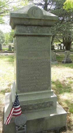 Rev Henry Crocker