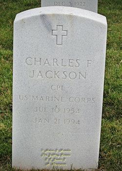 Charles F Jackson
