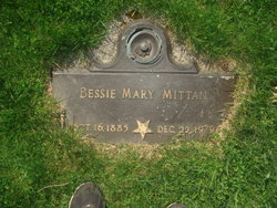 Bessie Mary Mittan
