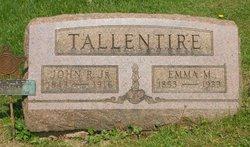 Emma M Tallentire