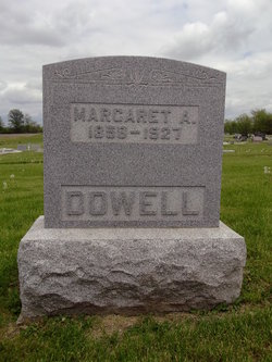 Margaret A Dowell