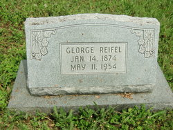 George Gustav Reifel
