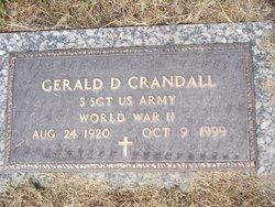 Gerald Dean Crandall