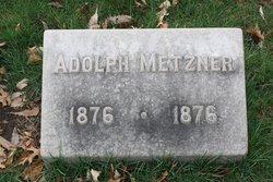 Adolph Metzner