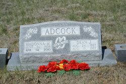 Madonna Marie <I>Stone</I> Adcock