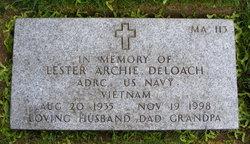 Lester Archie Deloach