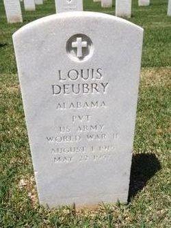 Louis Deubry
