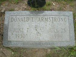 Donald Edwin Armstrong