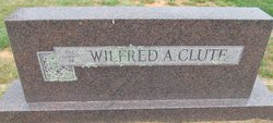 Wilfred Avery Clute