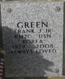 Frank Joseph Green, Jr