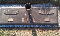 Mary Elizabeth <I>Bost</I> Bond