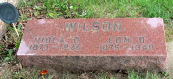 Lon David Wilson