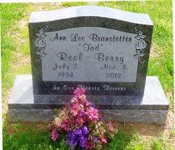"Anna Lee ""Tad"" <I>Branstetter</I> Berry"