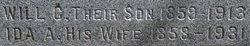 """William G. """"Will"""" Robinson"""