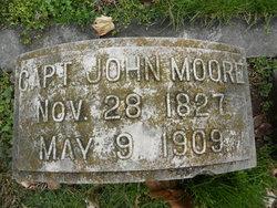 Capt John Moore