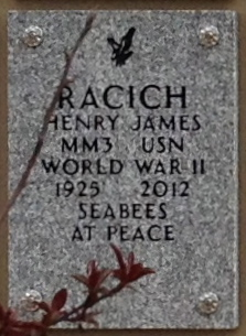 Henry James Racich