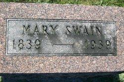 Mary <I>Seafers</I> Swain