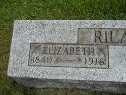 Elizabeth <I>Mathews</I> Rilands