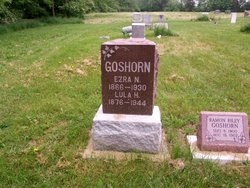 Ezra Nicholas Goshorn
