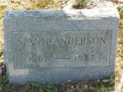 S. Ann <I>Winslow</I> Anderson