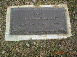 Vivian <I>Tannehill</I> Fort