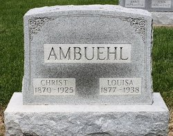Christ T. Ambuehl