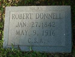 Maj Robert Smith Donnell