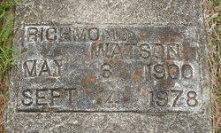 Richmond Watson