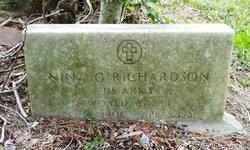 Nina G Richardson