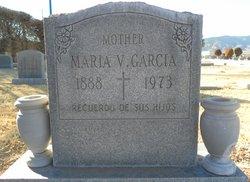 Maria <I>Villareal</I> Garcia