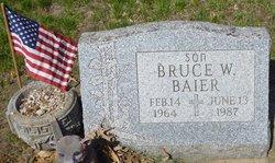 Bruce W. Baier