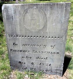 Ebenezer Blanchard