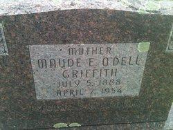 Maude E <I>Samples</I> Griffith
