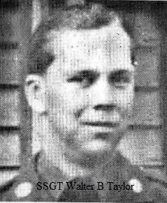 Sgt Walter Berton Taylor