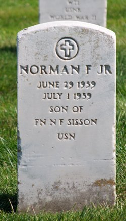 Norman Fredrick Sisson, Jr