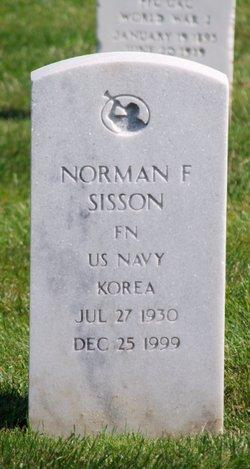 Norman Fredrick Sisson, Sr