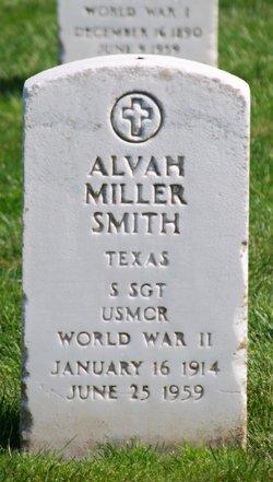 Alvah Miller Smith