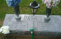 "Leon Rex ""Bing"" Ahl"