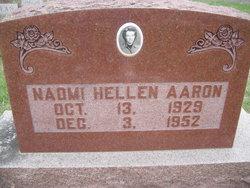 Naomi Hellen Aaron