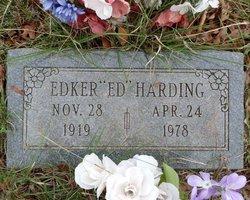 Edker Ed Harding