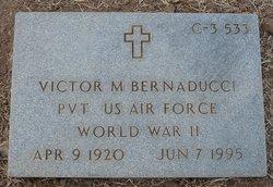 Victor M Bernaducci