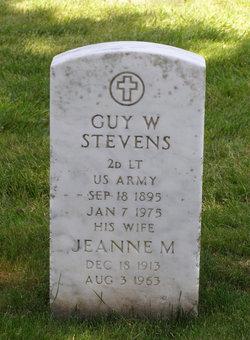 Guy Walter Stevens