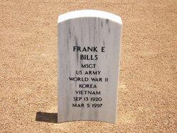 Frank E Bills