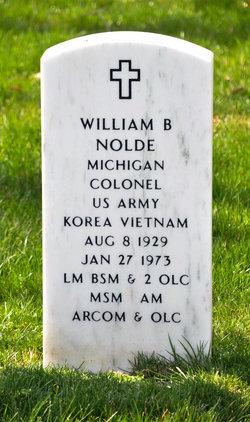 William Benedict Nolde
